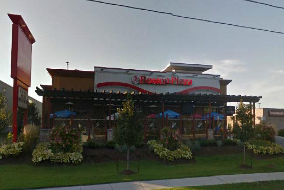 Boston Pizza Restaurant- Guelph, ON