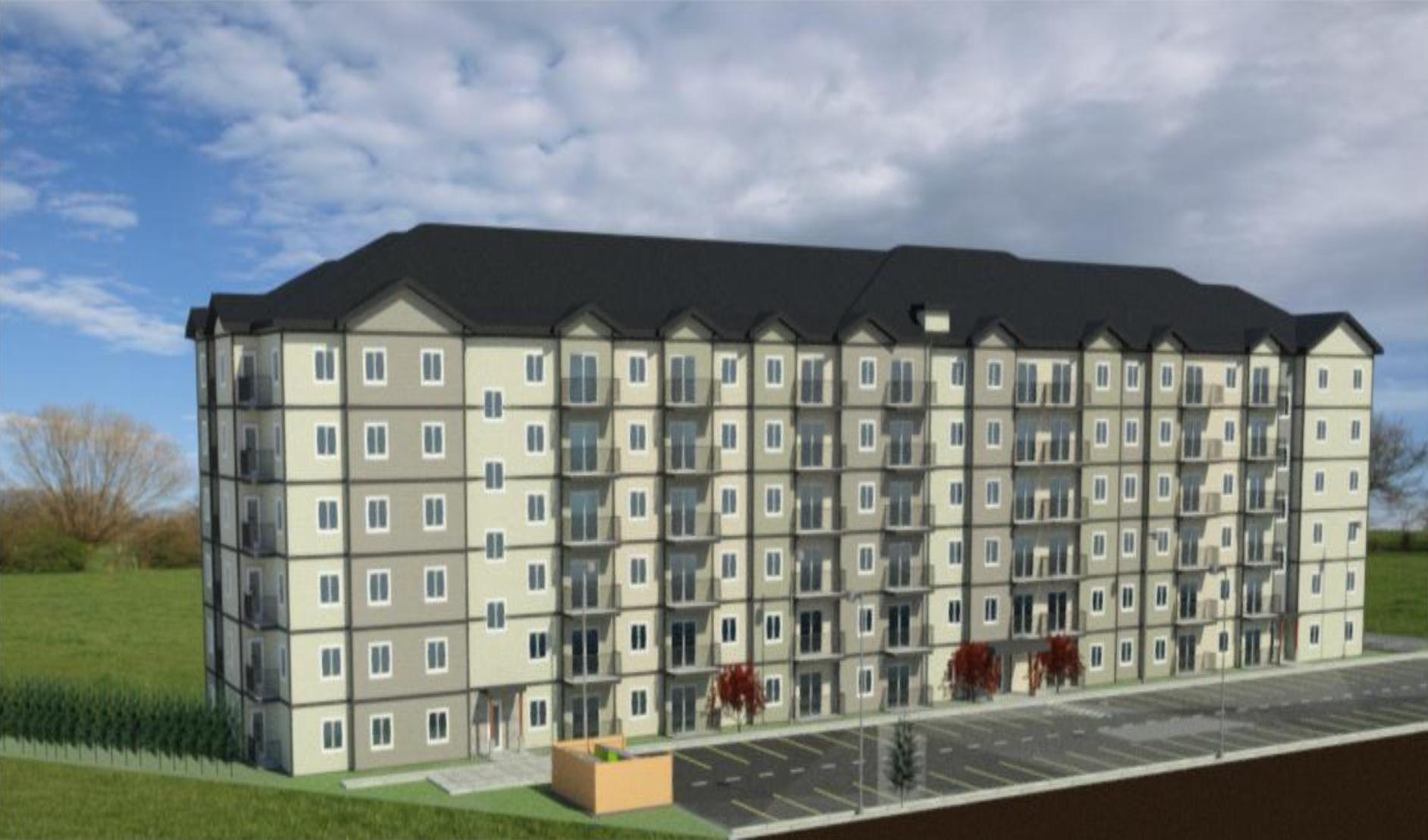 Apartment Building - Langford, BC